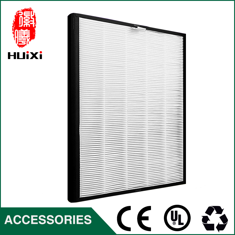 ФОТО 420*370*35mm HEPA Filter Screen High Efficient Dust collection for AC4090 AC4091 Air Purfier Parts