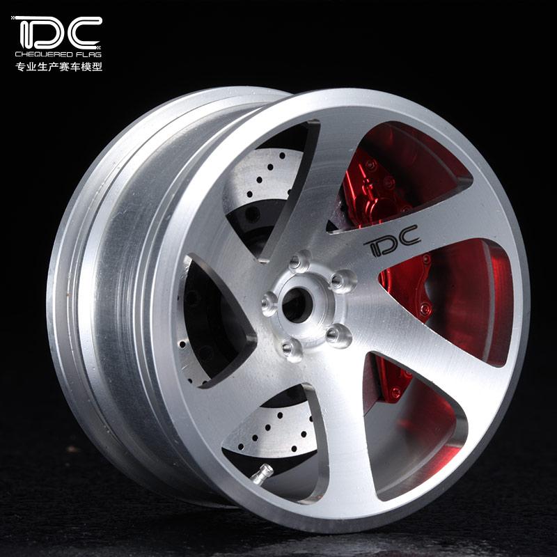 1 10 drift rc car aluminium alloy wheel hub for drift car 0 06 Type offset