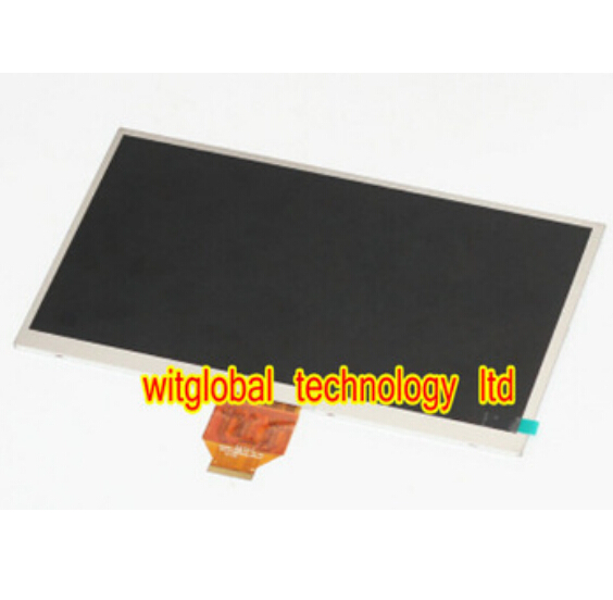 New LCD Display Matrix 10.1 inch BQ-1050G BQ 1050G Tablet 1024*600 TFT LCD Screen Replacement Panel Parts Free Shipping стоимость