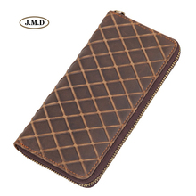 J.M.D Genuine Leather New Style Unique Design Fashion Female Wallet Long Purse Lady Card Money Holder Clutch Bag 8127-1R