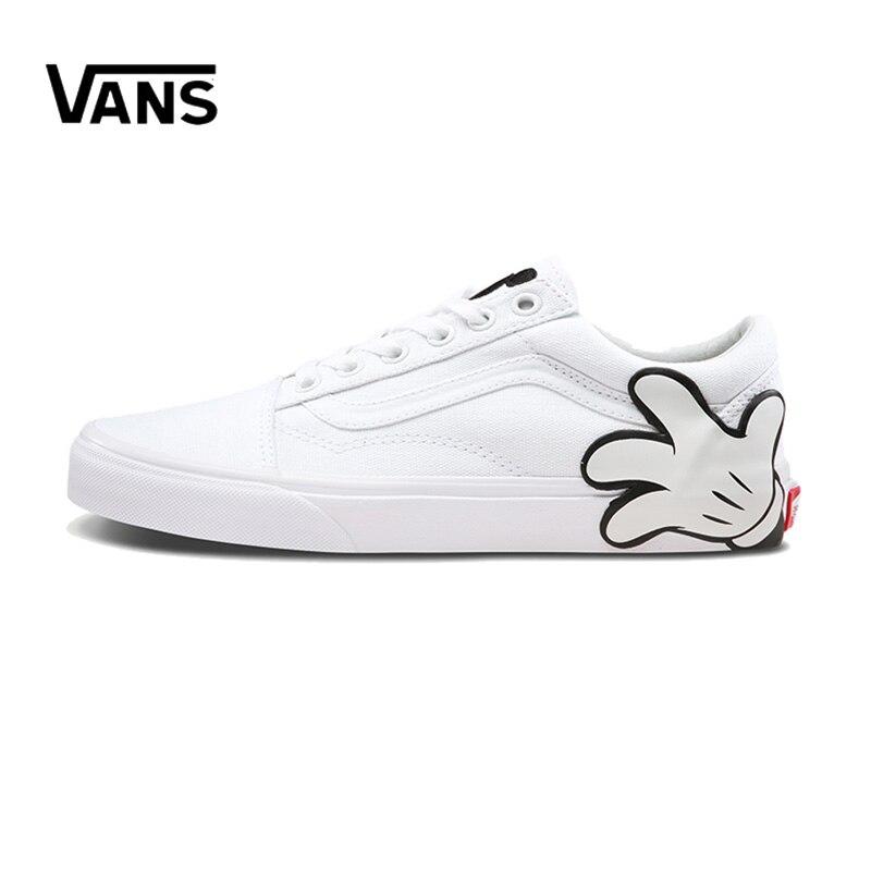 Original Nouvelle Arrivée Vans hommes et femmes Classique Old Skool Basse Skateboard Chaussures Baskets Toile Confortable VN0A38G1UNC