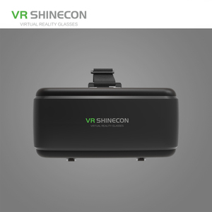Image 2 - VR Shinecon G06 helmet 3D virtual reality glasses for the iPhone Android Smartphone smartphone glasses Android