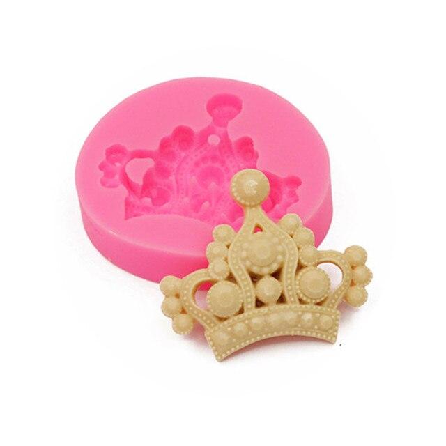 Königin Engel Prinzessin Krone Handwerk Silikonform Kuchen Dessert ...