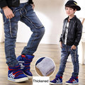 High Quality Fashion Children Jeans For Boys,Thickening Childrens Jeans,Baby Boys Pants,Kids Boy Jeans Free Shipping