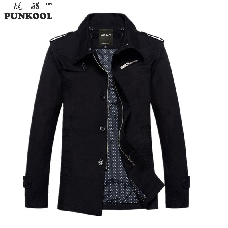Popular Black Military Jacket-Buy Cheap Black Military Jacket lots ...
