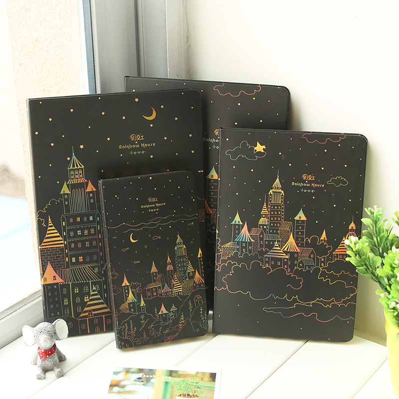 Journal Diary Lined Hard Cover A5 notebook DIY Planner Pocket School Study Notebook Agenda Notepad Memo Gift крем tony moly tony moly to047lwoki12
