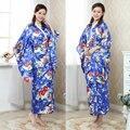 Традиционные Японские Кимоно Новый 2017 Одежда на Продажу Женщина Сценический Костюм Юката Японские Гейши Кимоно