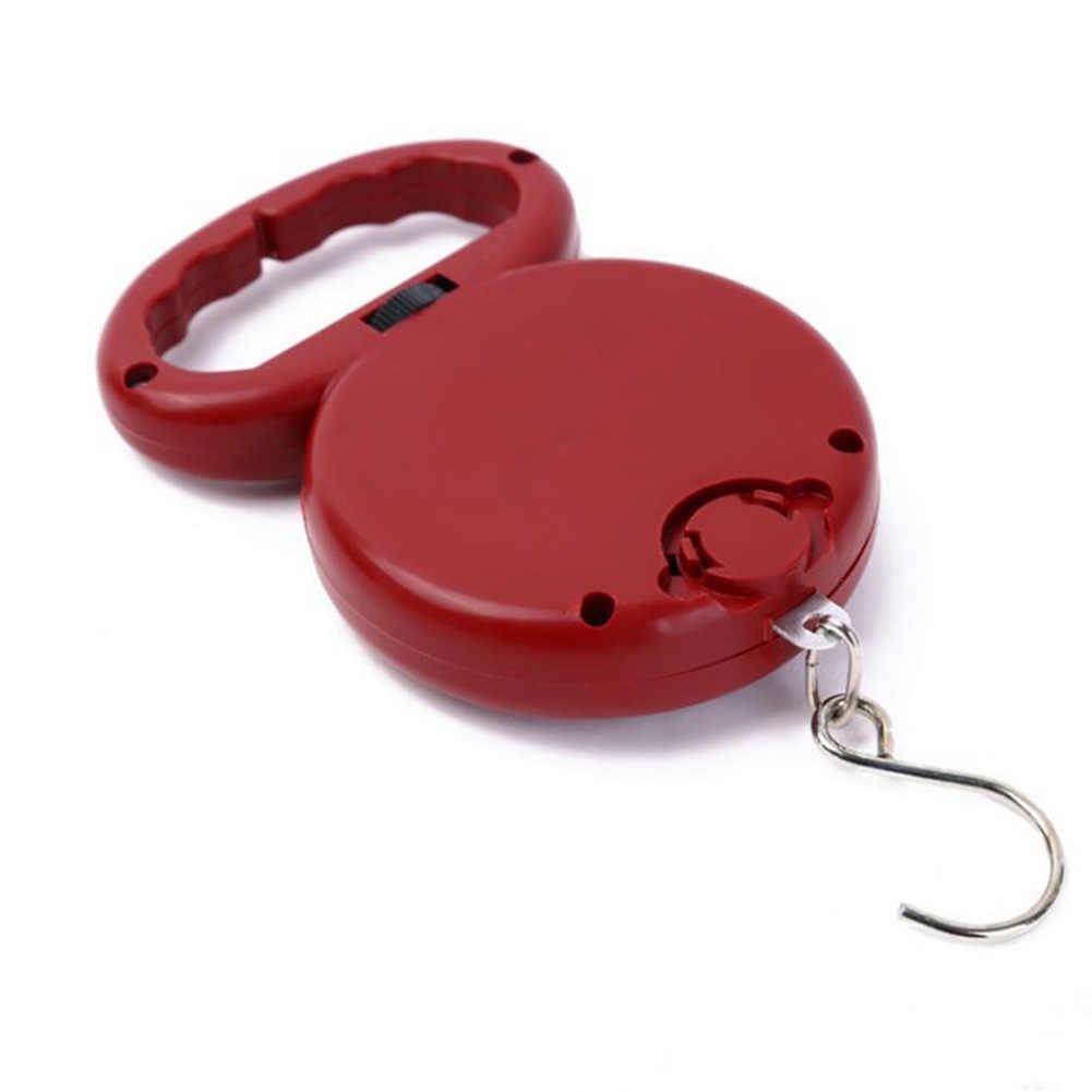 Balance de poids de bagage domestique aiguille Portable crochet de pêche poche Balance Balance Steelyard