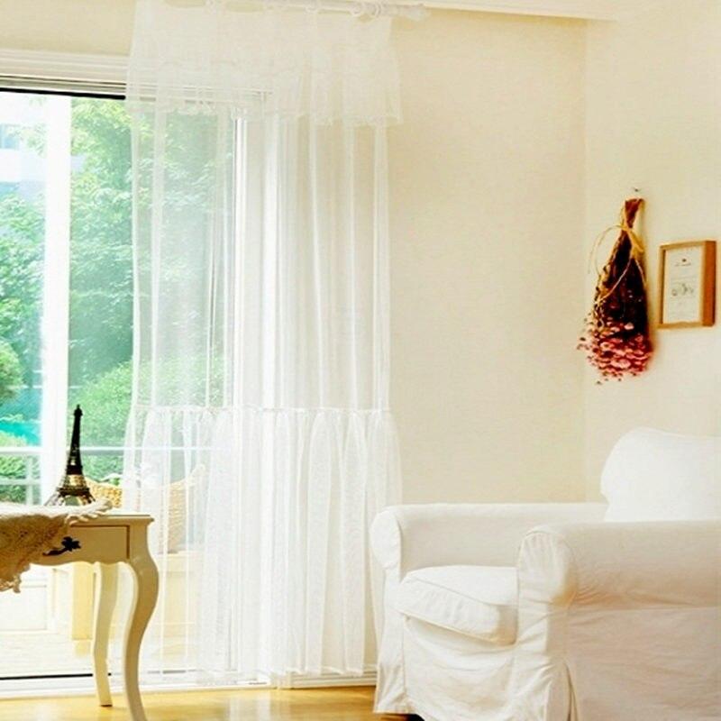 High Quality Curtain Chiffon