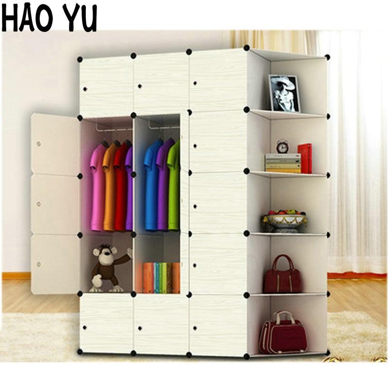 The New Simple Wardrobe Closet Light Gray Plastic .