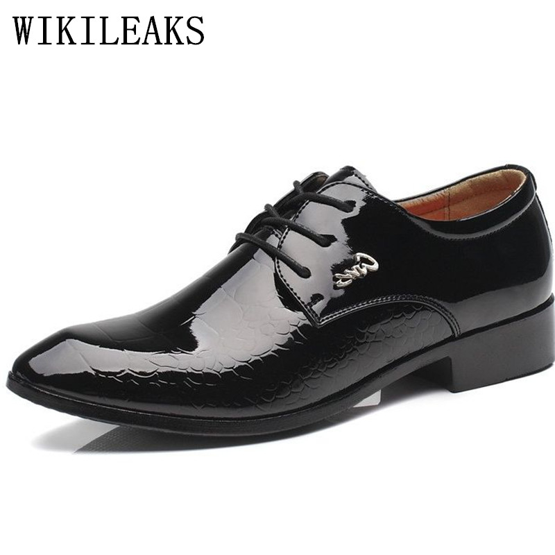 designer dress oxford shoes for men crocodile skin shoes mens italian patent leather black shoes zapatillas hombre sapato social choudory summer dress crocodile skin shoes men breathable prom shoes full grain leather pointy mens formal shoes shoe lasts