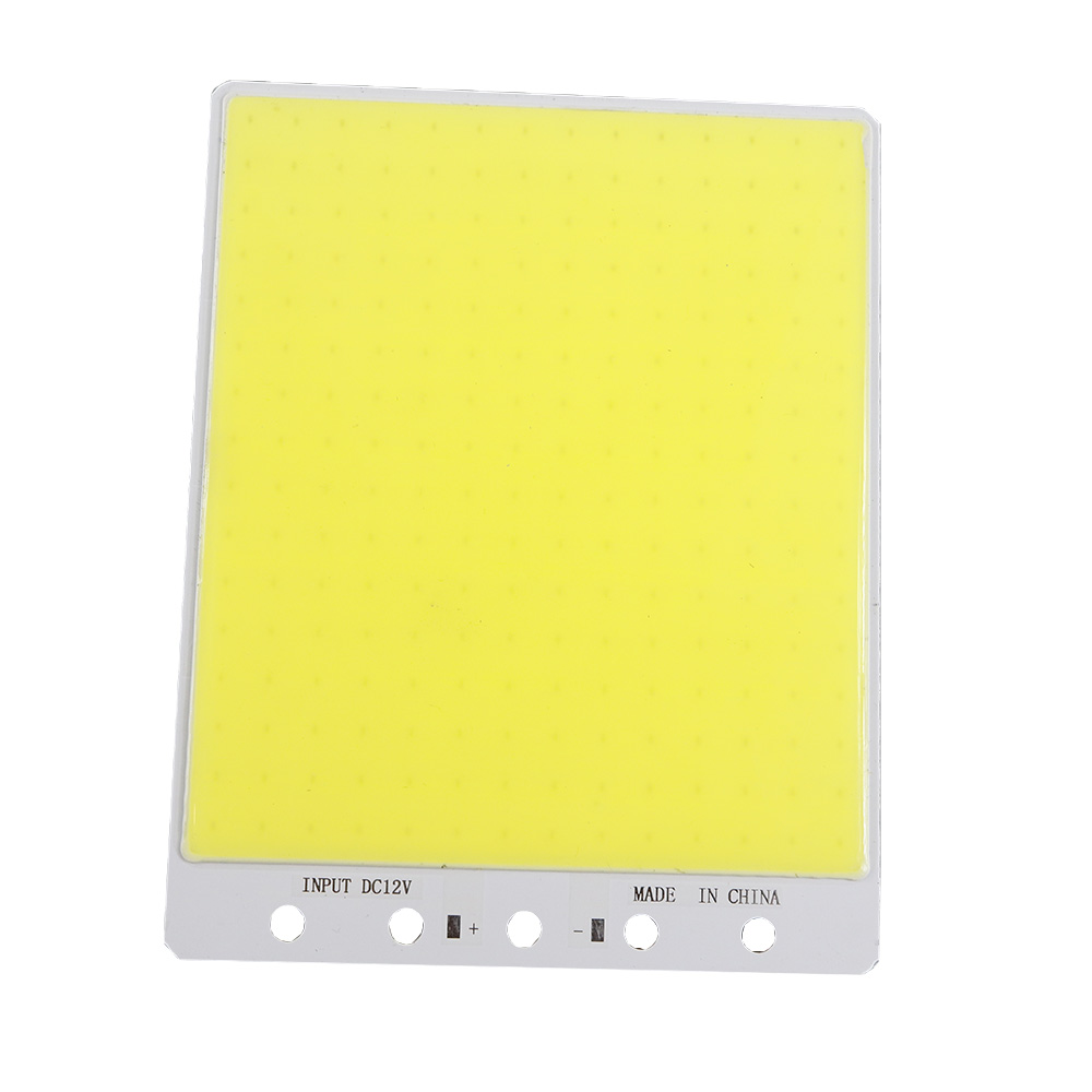 DC12V LED COB chip 50W Lamp Light Pure White Strip source Light Lamp Chip diy For DIY car outdoor lighting LED Flood Light