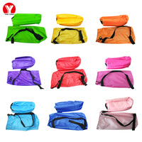 Camping Inflatable Lazy Sofa Bed Air Couch Portable Inflatable Bed Sofa Fast Inflatable Camping Sleeping Lazy