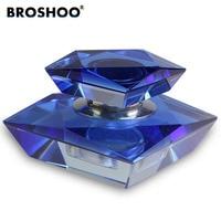 BROSHOO New Air Freshener Car Accessories Ornament Luxury Artificial Crystal Car Perfume Seat Interior Decoration Car