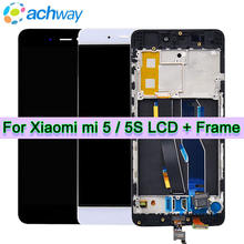 "For 5.15"" Xiaomi Mi5 Mi5S Mi 5S LCD Display With Touch Screen Digitizer Assembly Replacement Parts For Xiaomi Mi5S Display(China)"