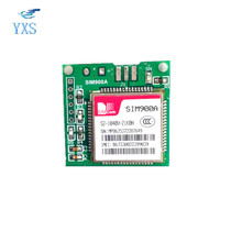 Breadboard Reprap PCB Four Frequencies Simcom GSM GPRS Wiresless Module SIM900 SIM900D SIM900A(China)