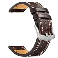V Moro Newest Fashion Personalize Watch Band For Samsung Gear S3 Classic Strap Genuine Leather Band