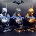 Statue Avengers Batman Bust Arkham Knight Head Portrait 1:3 Half-Length Photo Or Portrait Action Figure Collectible Toy WU851