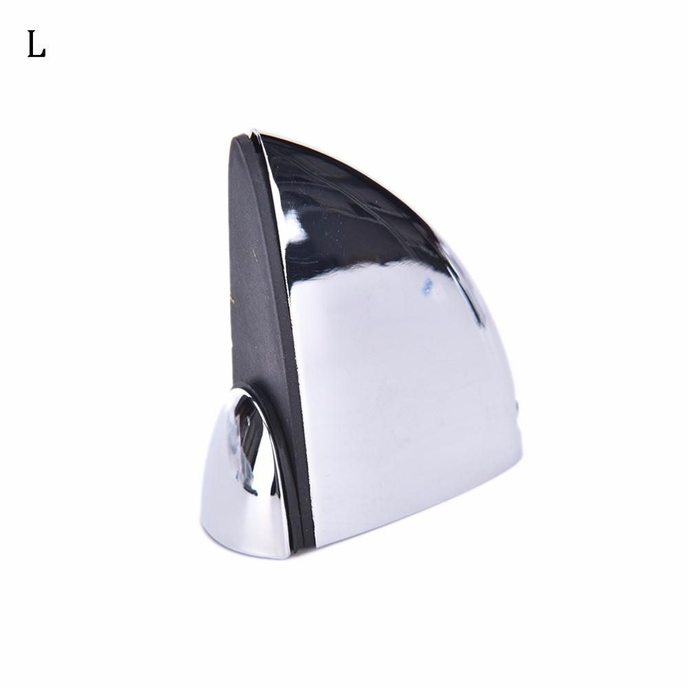 40-65mm Glass Shelf Bracket Support Wood Shelves Zinc Alloy Holder Adjustable