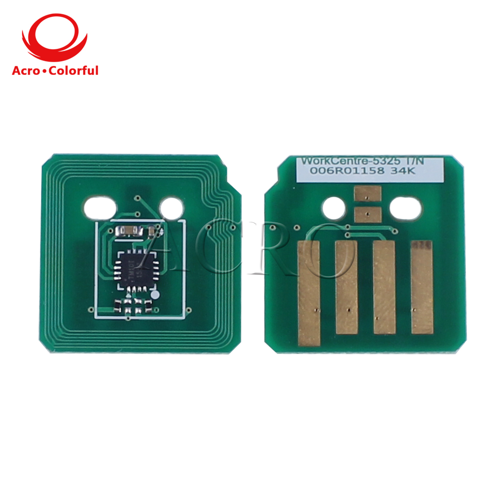 006R01160 Reset printer toner cartridge chip for Xerox WorkCentre 5325 5330 5335 WC5325 WC 5325 laser printer in Cartridge Chip from Computer Office