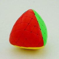 SHENGSHOU 5x5 Rice Dumpling Magic IQ Cube Speed Puzzle Cube Toys