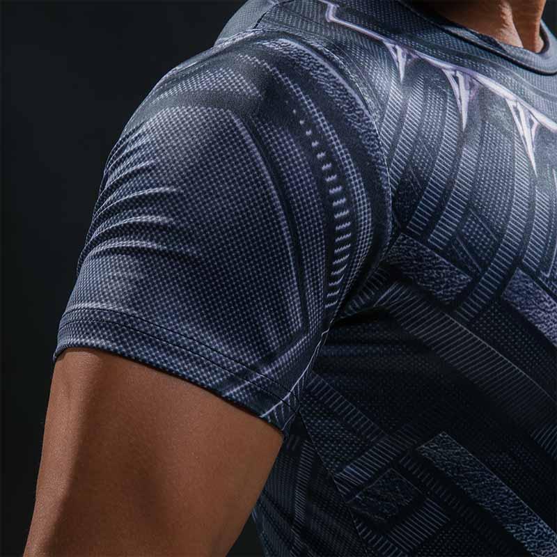 Black Panther T särk Captain America Civil War Tee 3D trükitud - Meeste riided - Foto 5