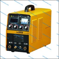 MOSFET TIG 300A welding equipment argon welder machinery inverter welding machine