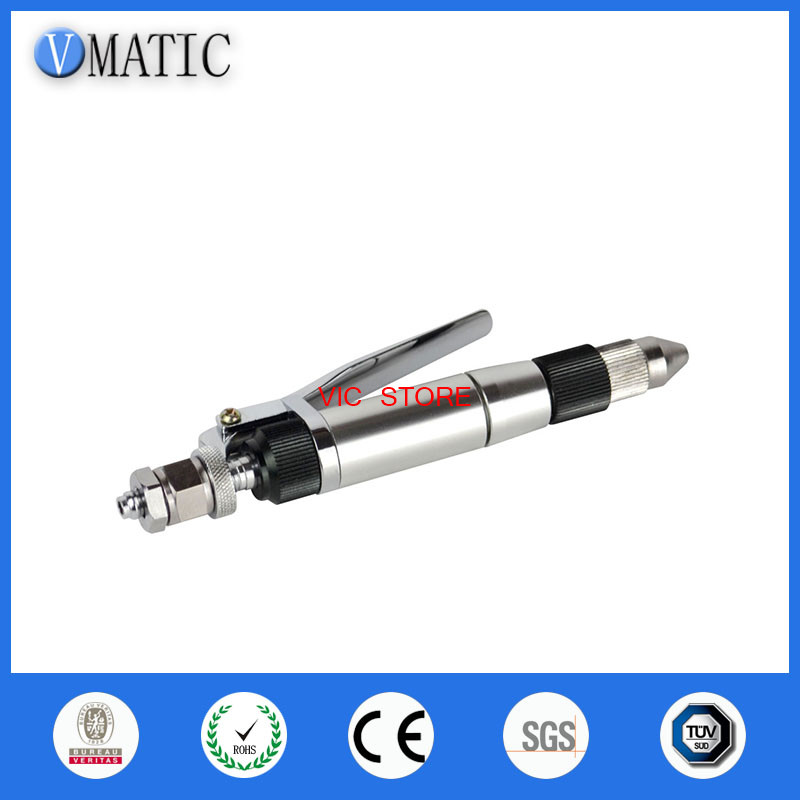 Needle off dispensing valve, glue dispense nozzle free shipping double acting stainless steel needle off dispensing valve glue dispense nozzle