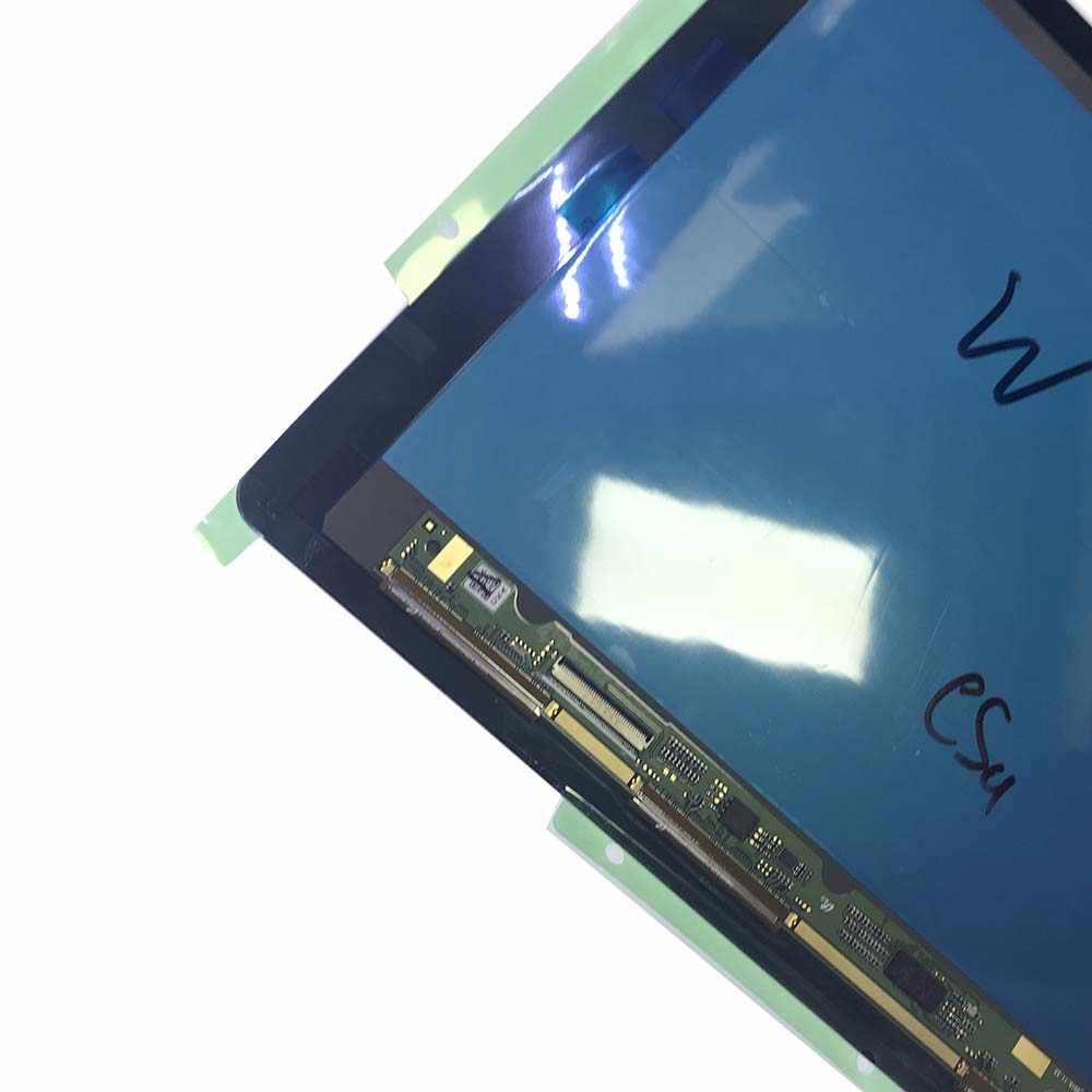 اختبار قرص شاشات Lcd لسامسونج غالاكسي تبويب الموالية S W700 SM-W700 شاشة الكريستال السائل محول الأرقام بشاشة تعمل بلمس لسامسونج تبويب برو S W700 W708