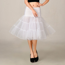 Фотография Angel Tree Vintage Short Organza Halloween Petticoat For Bridal Crinoline Petticoat Wedding Skirt Underskirt Rockabilly Tutu
