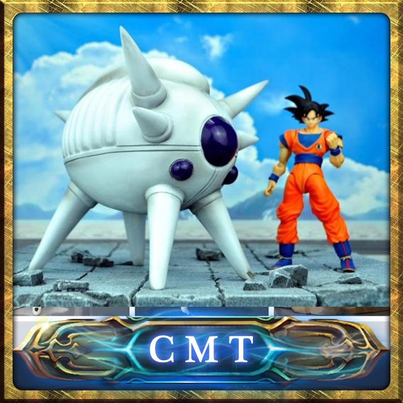 ФОТО Jacksdo Dragon ball Z spaceship A resin made Scenes freeshipping action figure