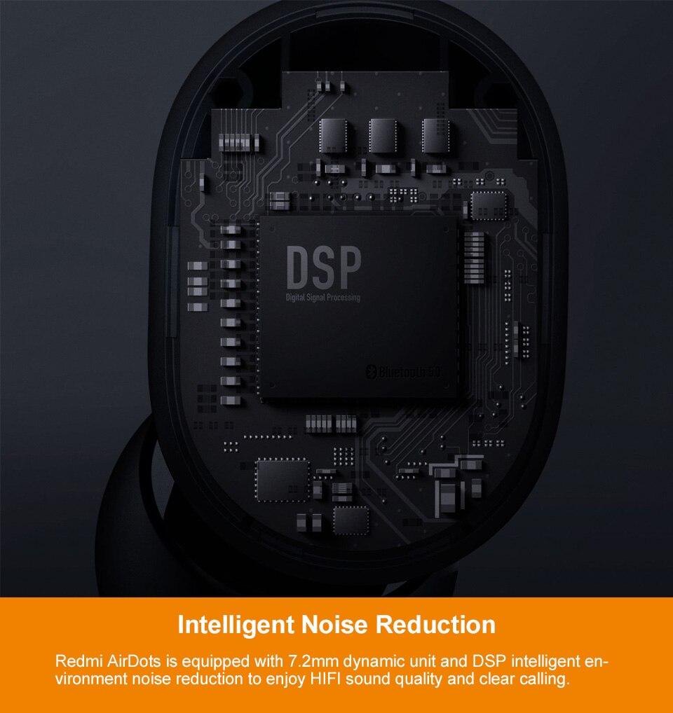 BIG SALE] Xiaomi Redmi Airdots Bluetooth 5 0 Earphone True