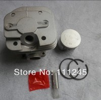 PISTON CYLINDER ASSEMBLY 42mm FITS CHAINSAW 024 MS240 FREE SHIPPING NEW CYLINDER HEAD AND PISTON KIT