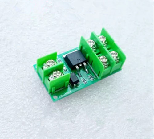 Nice 2pcs/lot Electronic Switch Control Board Pulse Trigger Switch Module Dc Control Mos Field Effect Transistor Optocoupler Easy To Use Integrated Circuits