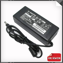 Untuk Toshiba Satellite A100-049 F20 F30 Laptop Charger AC Adapter 15 V 6A 90 W 6.3x3.0mm Listrik Baterai Power Supply Unit(China)