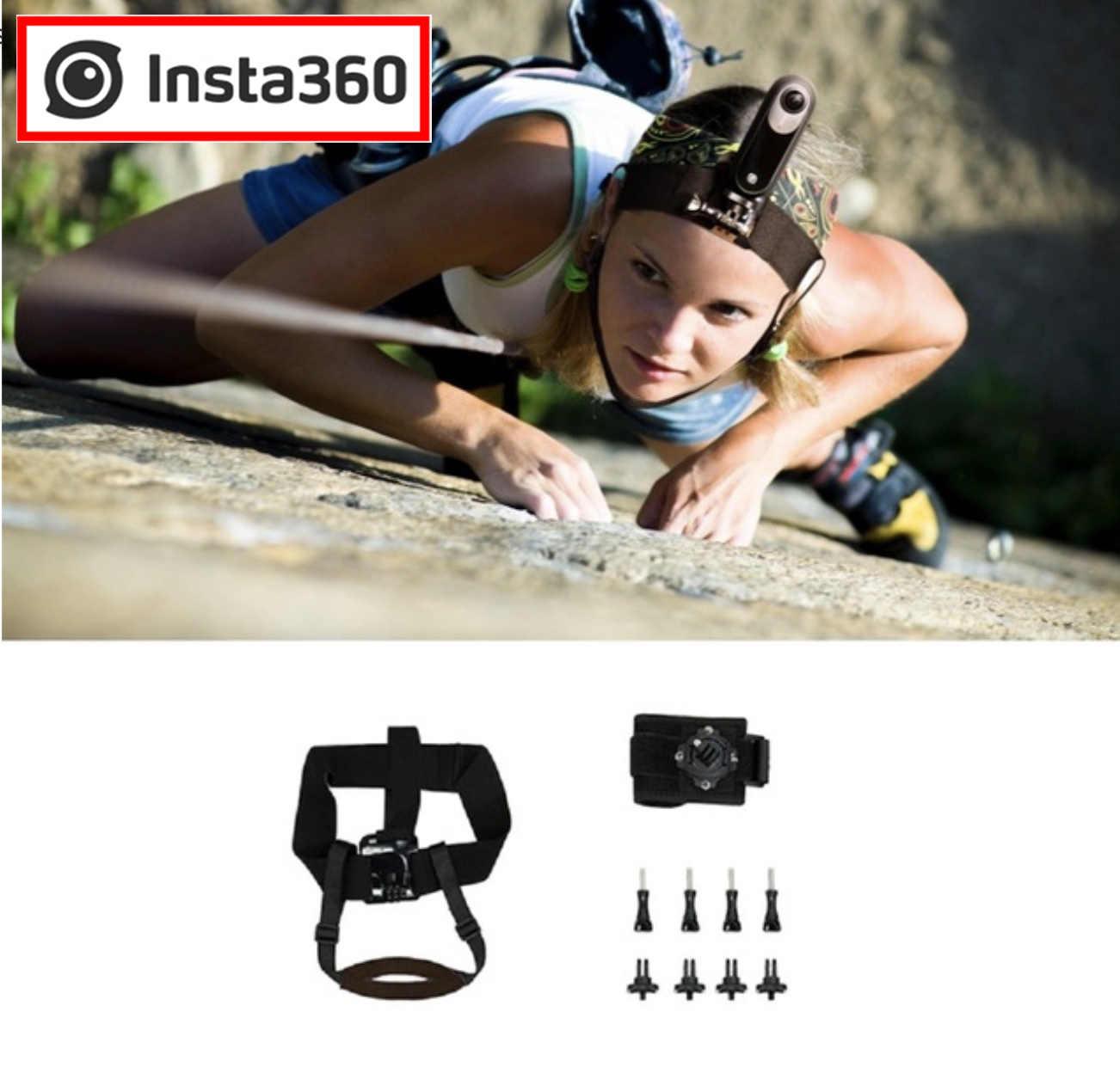 Insta360 登る Insta360 ためバンドル ONE X とアクセサリー