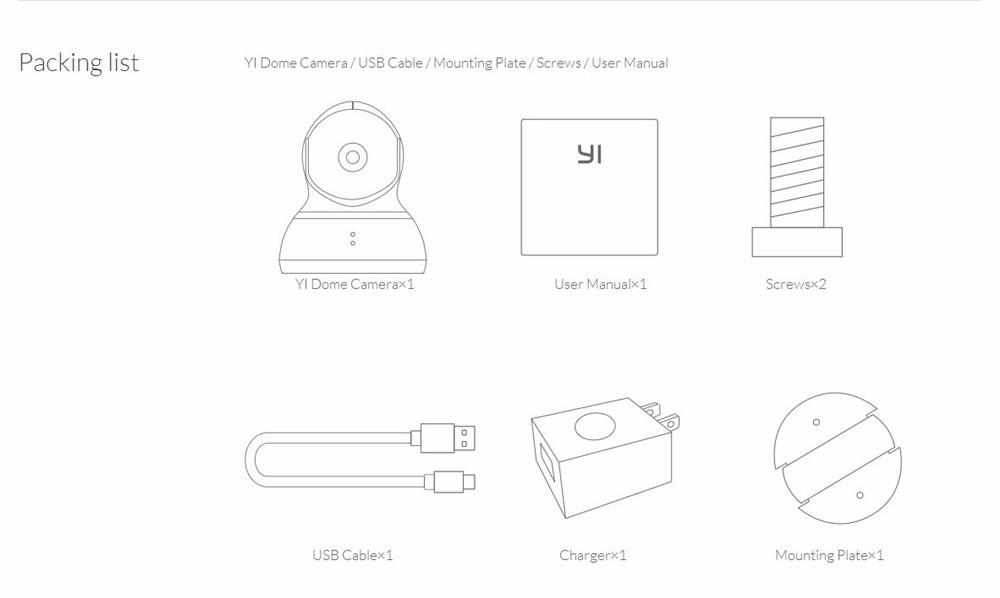 YI Dome Camera 1080P (34)