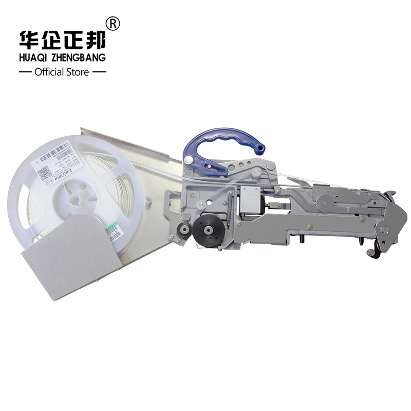 SMT YAMAHA CL8mm Machinery Part Feeder Original used For Pick And Place Machine electric juki smt yamaha cl 24mm tape feeder for pick and place machine