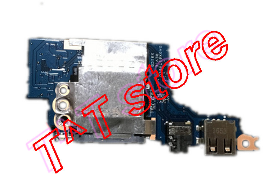 original FOR HP 440 G4 USB AUDIO BOARD DA0X81TH6E0 905713-001 test good free shipping