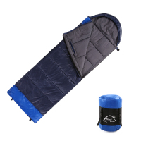 Thickened Cotton Sleeping Bag Winter Warm Outdoor Camping Travel Hiking Sleeping Bag Split Joint Sleeping Bag Hands Arm Free