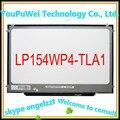 15.4 pulgadas lcd de matriz para el apple macbook pro a1286 mc721 mc723 lcd pantalla lp154wp4-tla1 ltn154bt08