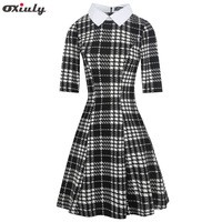 Oxiuly-50s-60s-Turn-Down-Collar-Houndstooth-Plaid-Dresses-Vintage-Dress-Fall-Women-Print-Spring-Casual.jpg_200x200