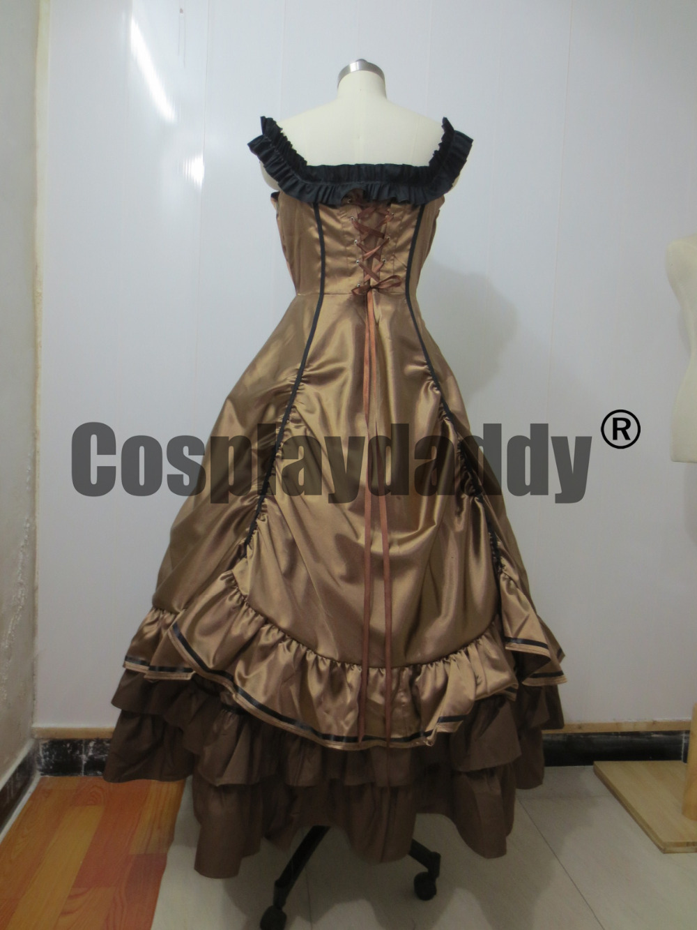 Southern Belle Ball Gown Chocolate Wedding Dress On Aliexpress Alibaba Group