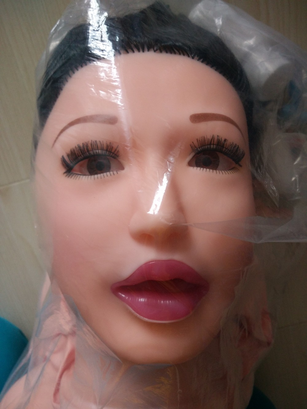 Oral/Vaginal/Anal Sex Dolls Thicker Factory Outlet Inflatable doll Chest can be filled with water Male masturbation Sex Products 4