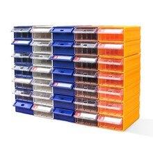 1 шт. ящик тип компоненты коробка для хранения винт классификация компонент набор инструментов части чехол