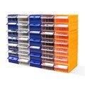 1 шт. ящик типа компонентов коробка для хранения винт классификация компонент toolbox части чехол