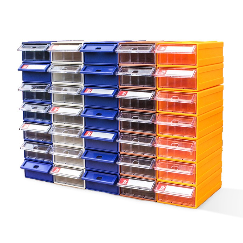 1 PC Drawer Type Components Box Storage Box Screw Classification Component Toolbox Parts Case