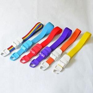 Image 3 - Quick Slow Release  Paramedic Sport Emergency Tourniquet Buckle Plastic ABS Tourniquet Color Random 1pc