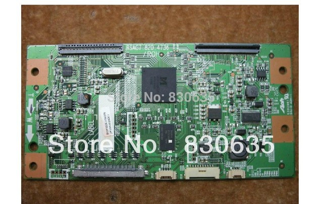 LOGIC BOARD RSAG7.820.4736 /ROH LCD board for LED42K316X3D HE420FD-B56/PW1 RSAG7.820.4736/ROH
