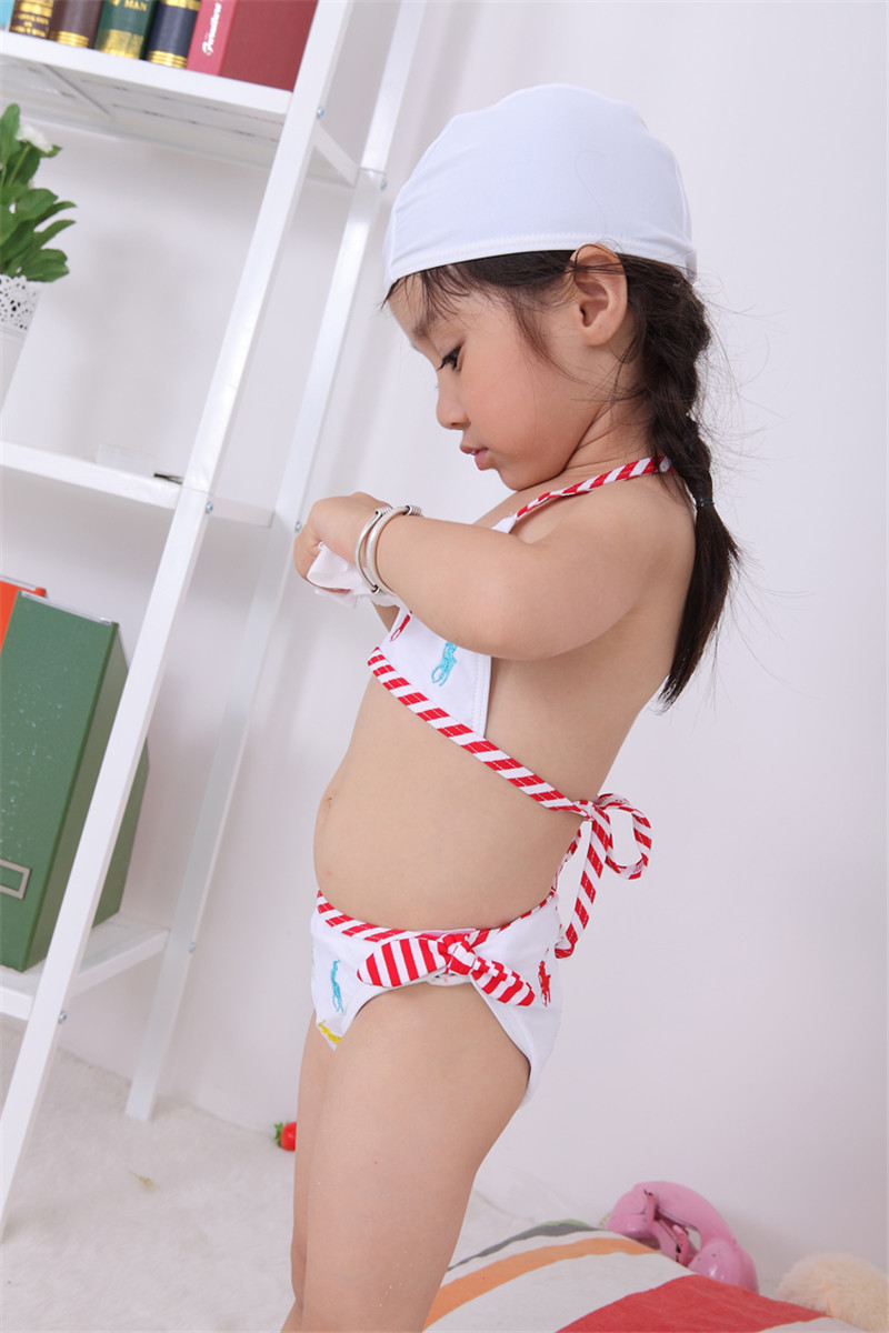 Girls sexy swimsuit toddler